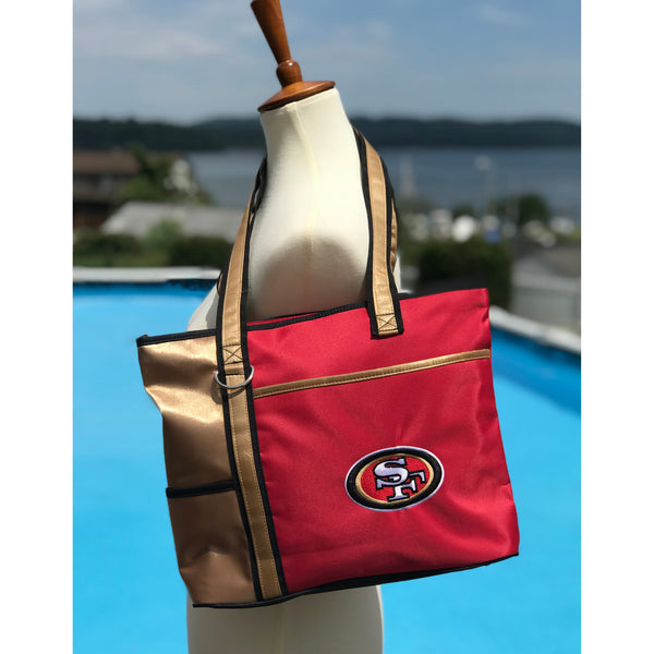 San Francisco 49ers Carryall Tote