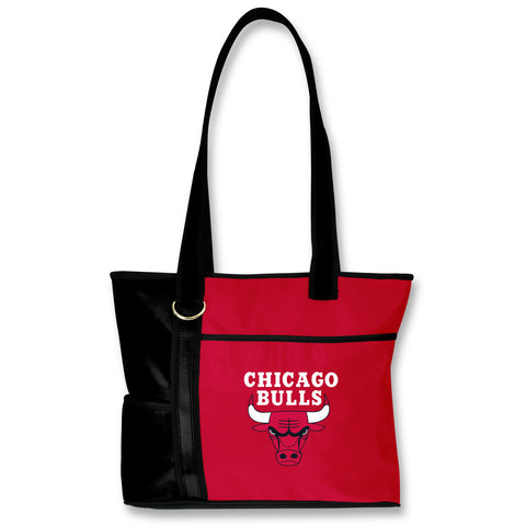 Chicago Bulls Carryall Tote - Charm14