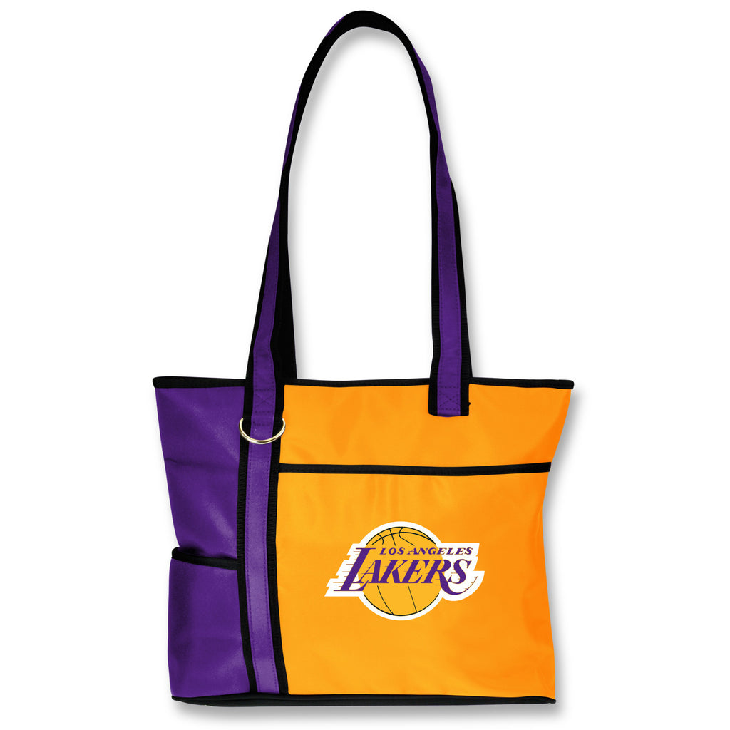 Los Angeles Lakers Carryall Tote - Charm14