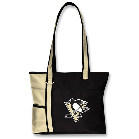 Pittsburgh Penguins Carryall Tote - Charm14