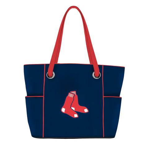 MLB Designer Deluxe Tote-Embroidered Logo - Charm14