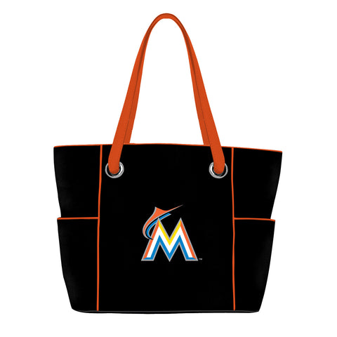 Miami Marlins Deluxe Tote - Charm14