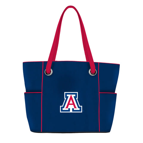 NCAA Arizona Wildcats Deluxe Tote - Charm14