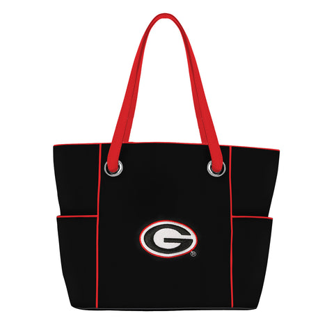 NCAA Georgia Bulldogs Deluxe Tote