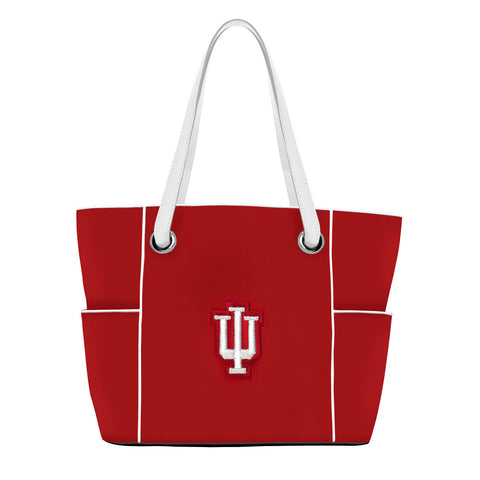 NCAA Indiana Hoosiers Deluxe Tote - Charm14