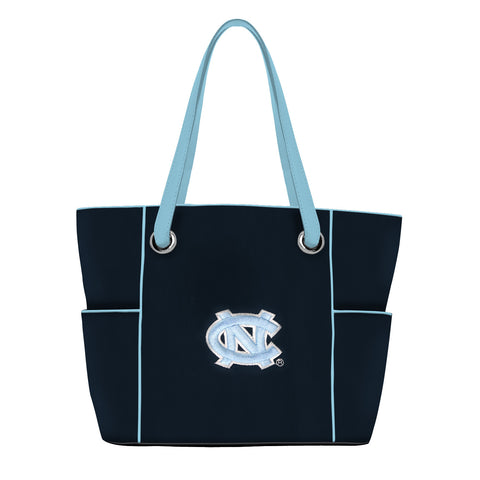 NCAA North Carolina Tar Heels Deluxe Tote - Charm14
