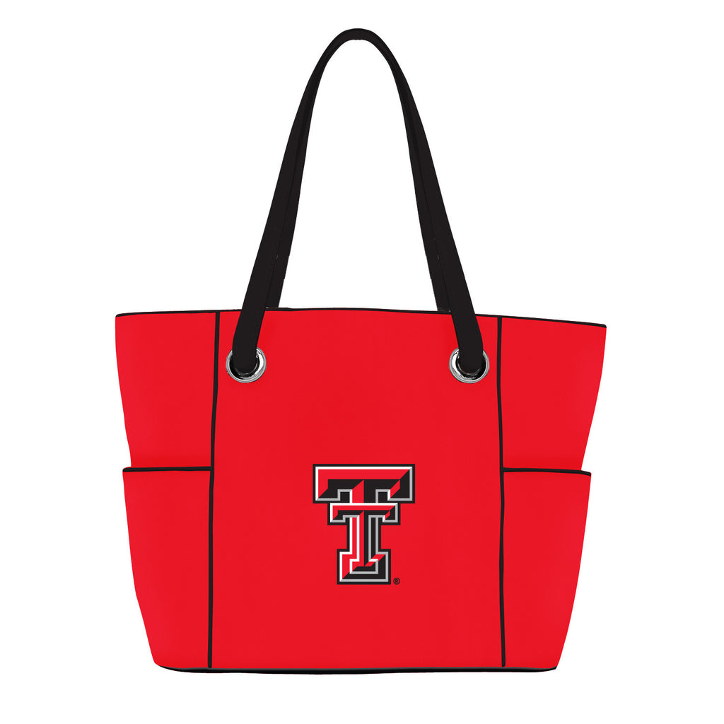 NCAA Texas Tech Red Raiders Deluxe Tote - Charm14