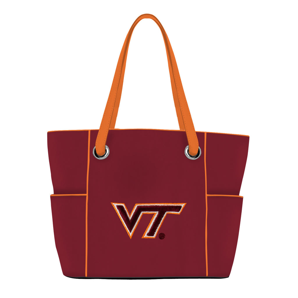 NCAA Virginia Tech Hokies Deluxe Tote - Charm14