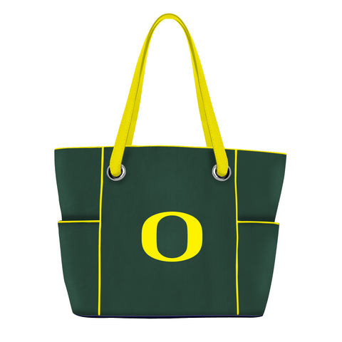 NCAA Oregon Ducks Deluxe Tote - Charm14