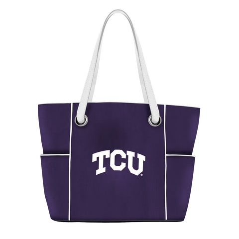 TCU Horned Frogs Deluxe Tote - Charm14