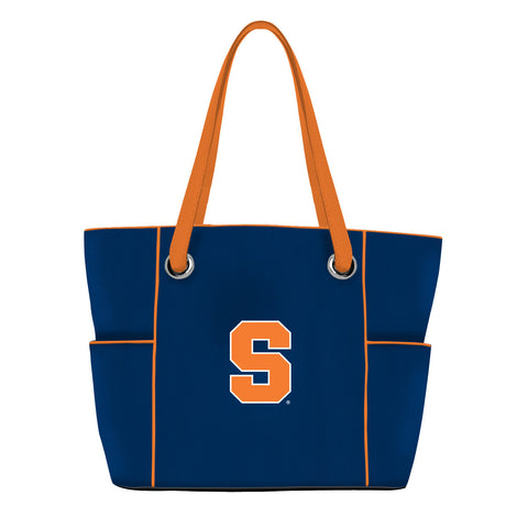 Syracuse Orange Deluxe Tote - Charm14