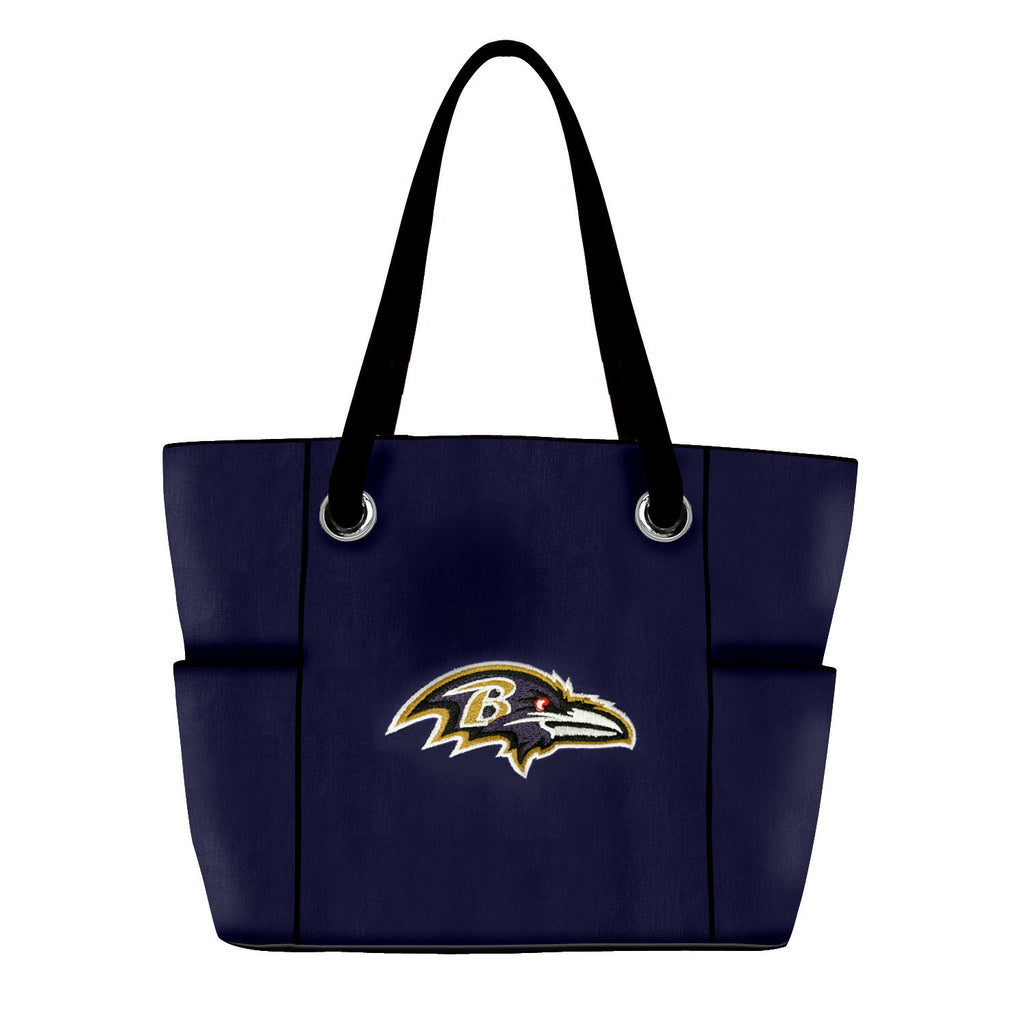 Baltimore Ravens Deluxe Tote - Charm14