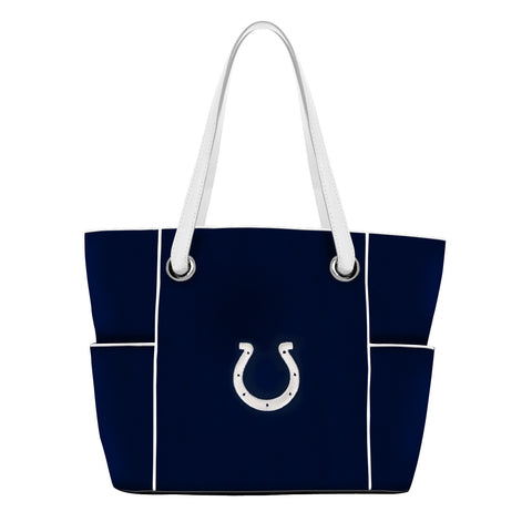 Indianapolis Colts Deluxe Tote - Charm14