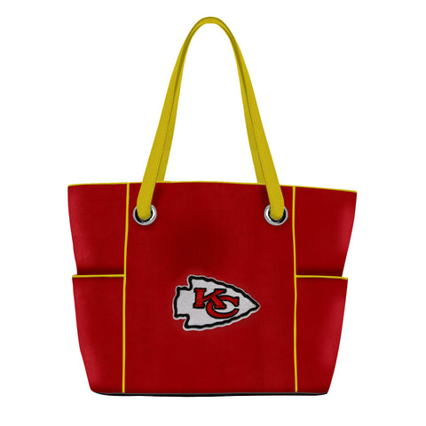 Kansas City Chiefs Deluxe Tote - Charm14