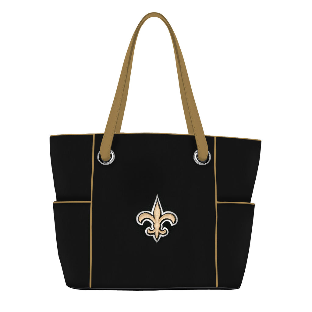 New Orleans Saints Deluxe Tote - Charm14