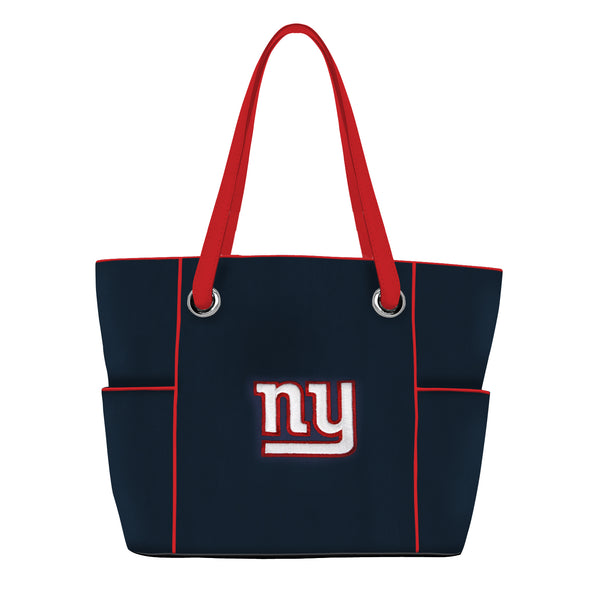 NFL Womens Designer Deluxe Tote-Embroidered Logo by Little Earth - Charm14