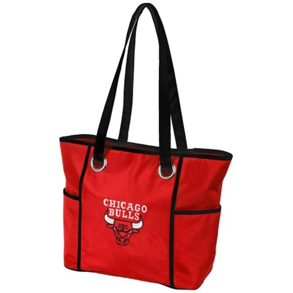 Chicago Bulls Deluxe Tote - Charm14