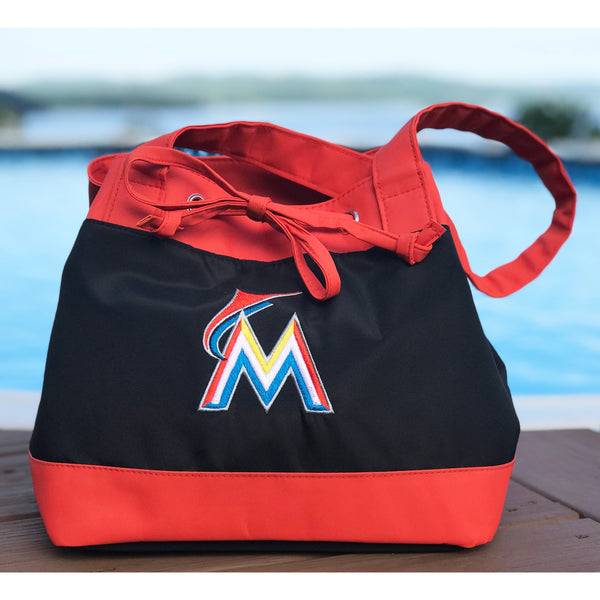 Miami Marlins Lunch Tote - Charm14