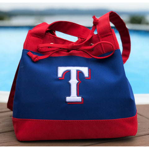 Texas Rangers Lunch Tote - Charm14