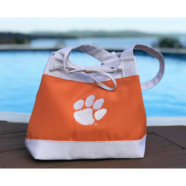 Clemson Tigers Lunch Tote - Charm14