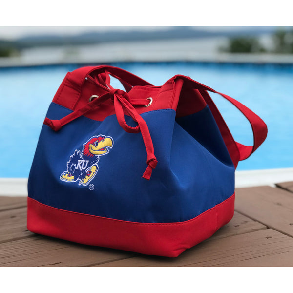 Kansas Jayhawks Lunch Tote - Charm14