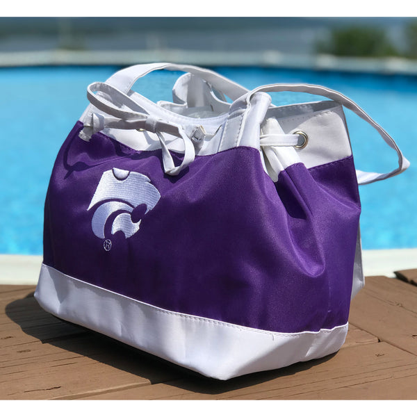 Kansas State Wildcats Lunch Tote - Charm14