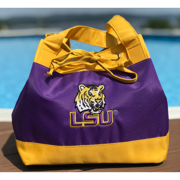 NCAA LSU Tigers Lunch Tote - Charm14