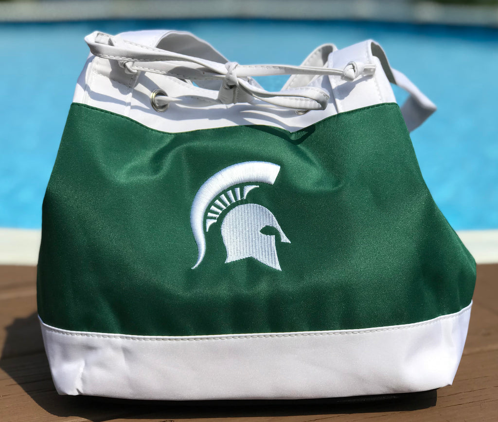 Michigan State Spartans Lunch Tote - Charm14