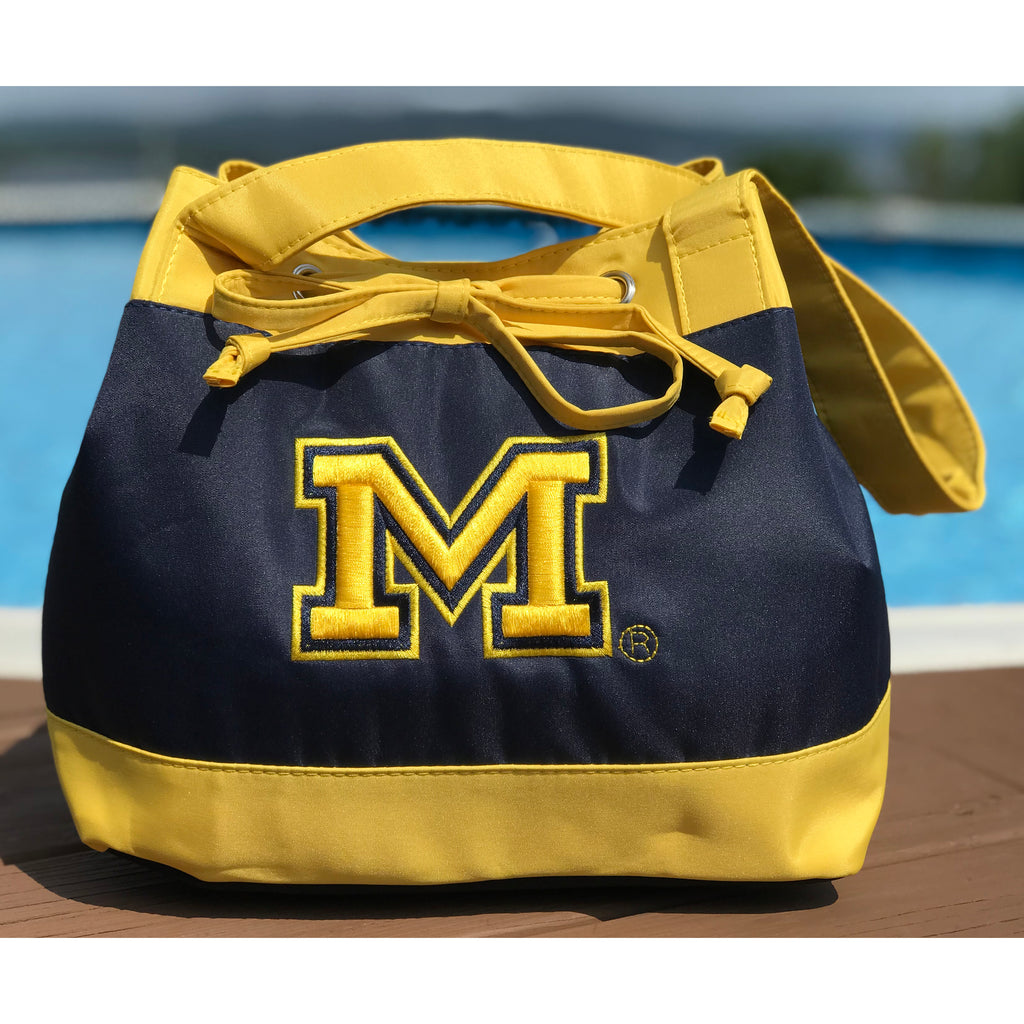 Michigan Wolverines Lunch Tote - Charm14