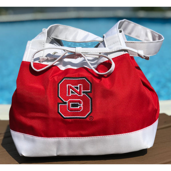 North Carolina State Wolfpack Lunch Tote - Charm14