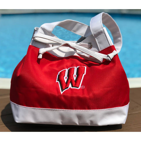 Wisconsin Badgers Lunch Tote - Charm14