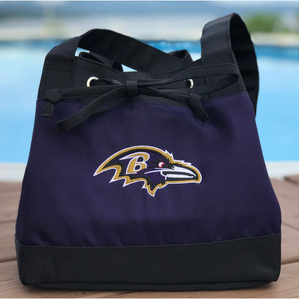 Baltimore Ravens Lunch Tote - Charm14