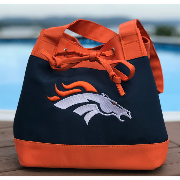 Denver Broncos Lunch Tote - Charm14