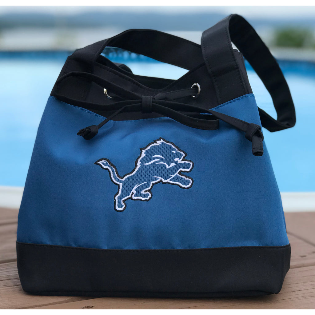 Detroit Lions Lunch Tote - Charm14