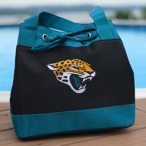 Jacksonville Jaguars Lunch Tote - Charm14