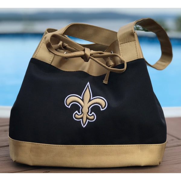 New Orleans Saints Lunch Tote - Charm14