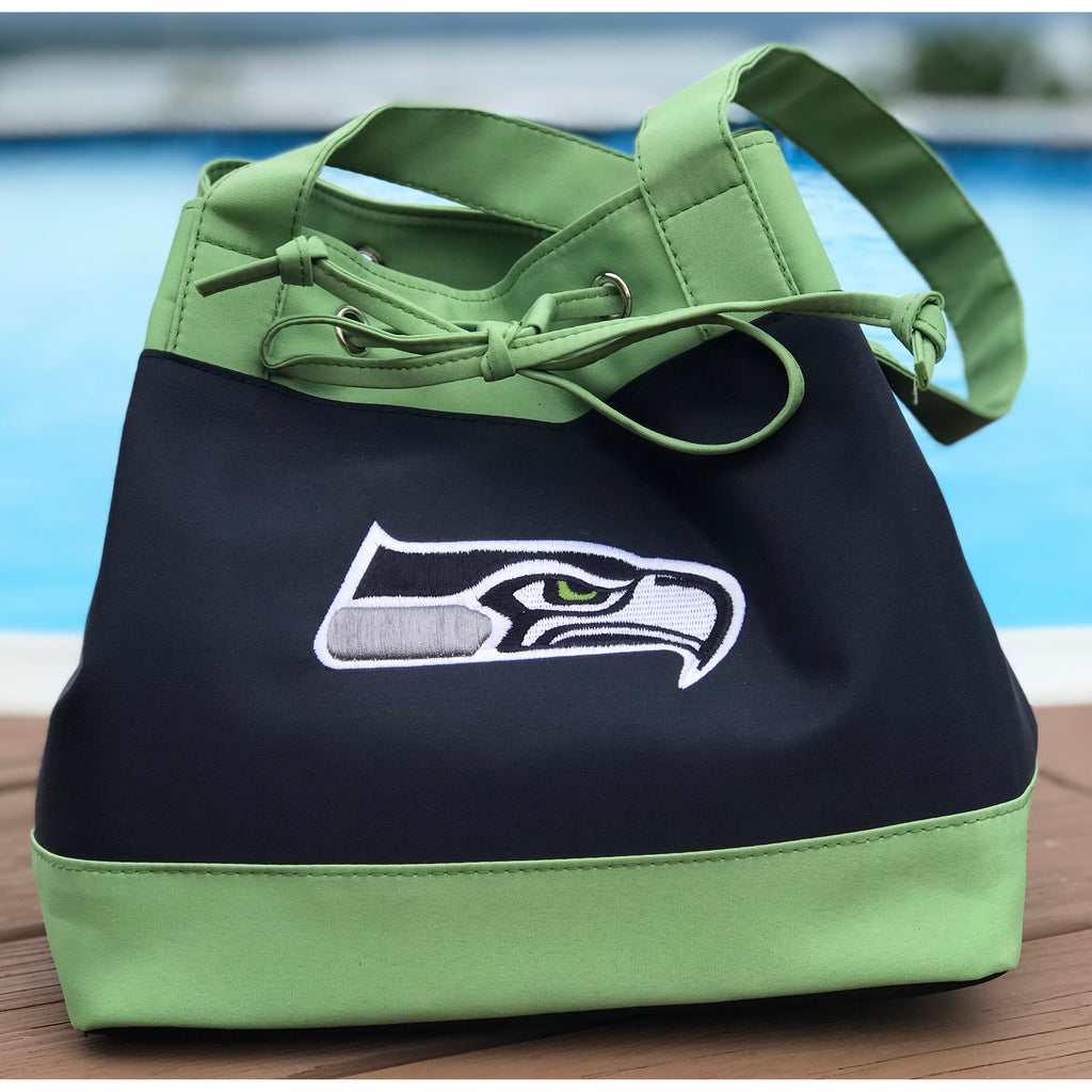 Seattle Seahawks Lunch Tote - Charm14