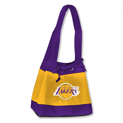 Los Angeles Lakers Lunch Tote - Charm14