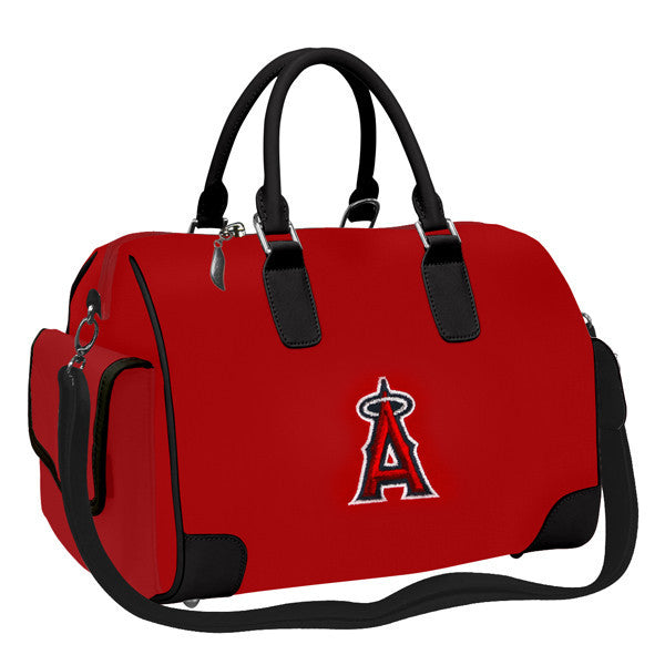 MLB Los Angeles Angels Deluxe Handbag - Charm14