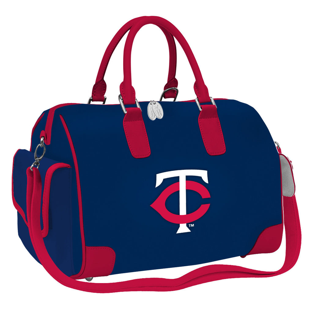 MLB Minnesota Twins Deluxe Handbag