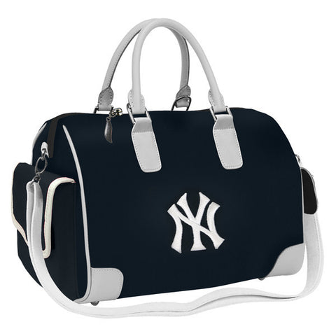 MLB New York Yankees Deluxe Handbag - Charm14
