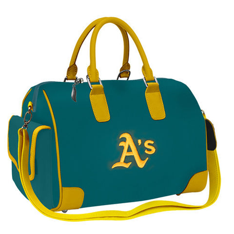 MLB Oakland Athletics Deluxe Handbag