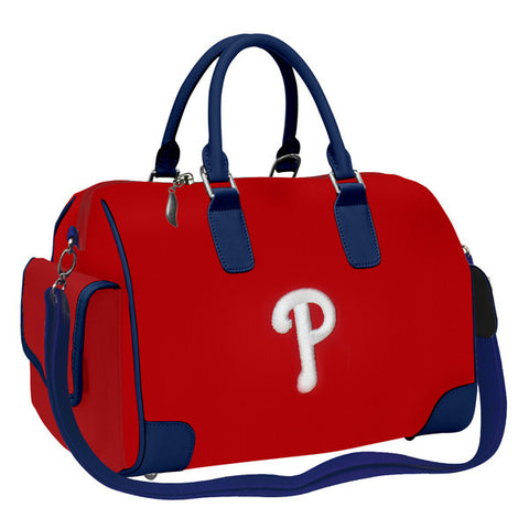 MLB Philadelphia Phillies Deluxe Handbag