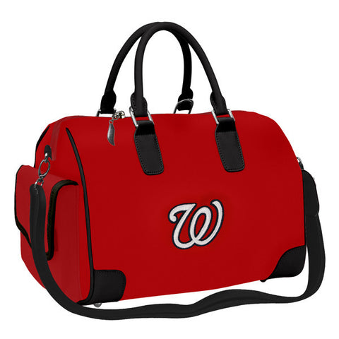 MLB Washington Nationals Deluxe Handbag