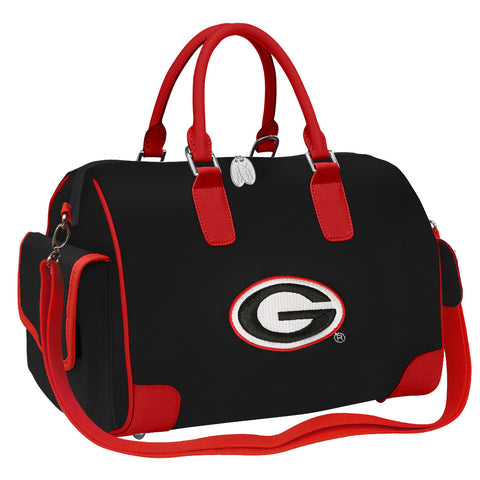 NCAA Georgia Bulldogs Deluxe Handbag