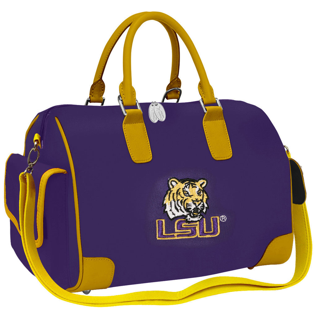 NCAA LSU Tigers Deluxe Handbag