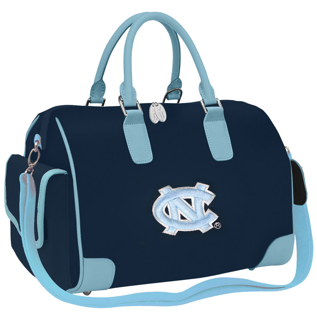 NCAA North Carolina Tar Heels Deluxe Handbag - Charm14