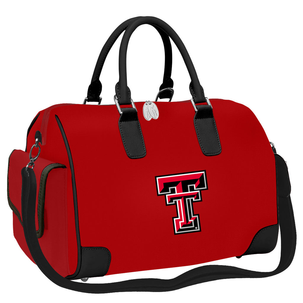 NCAA Texas Tech Red Raiders Deluxe Handbag