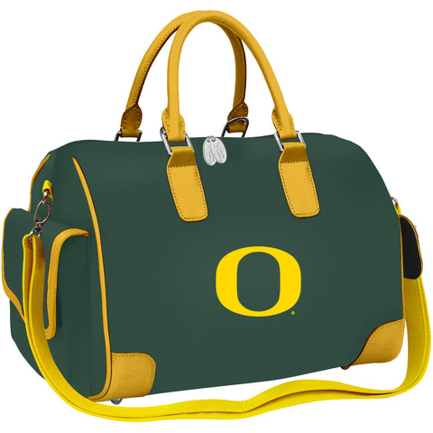 NCAA Oregon Ducks Deluxe Handbag - Charm14