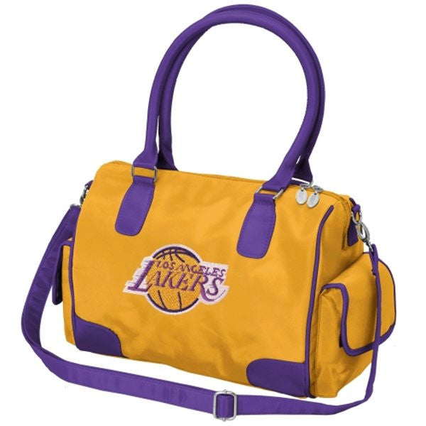 Los Angeles Lakers Deluxe handbag - Charm14